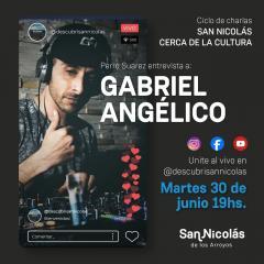 DJ Angélico en Descubrí San Nicolás – Prensa Libre SN